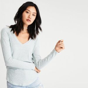 NWT American Eagle Soft & Sexy Ribbed Favorite Tee
